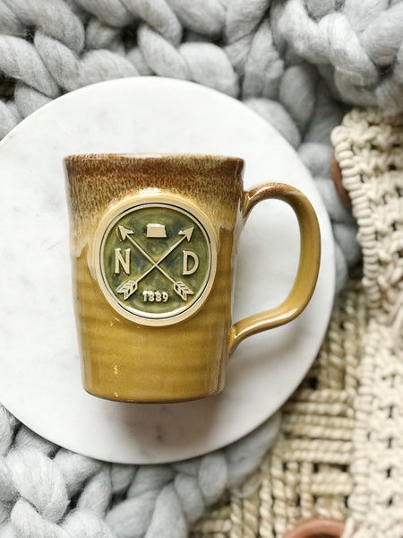 ND HANDTHROWN MUG