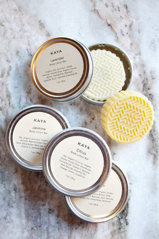 NATURAL SOLID LOTION BAR