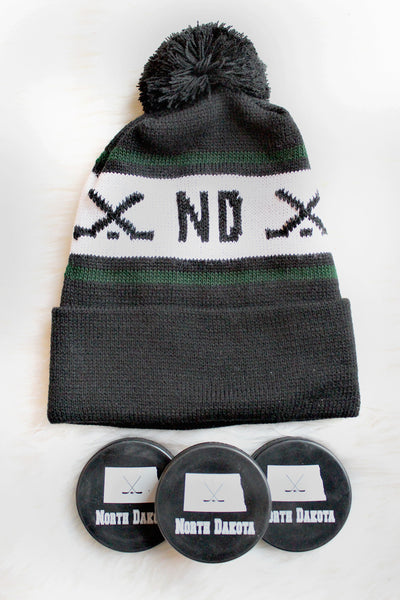 ND RINKS KNIT HAT