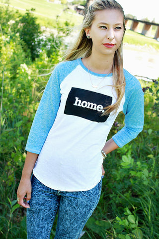 AUTHENTIC ND  H O M E  BASEBALL TEE