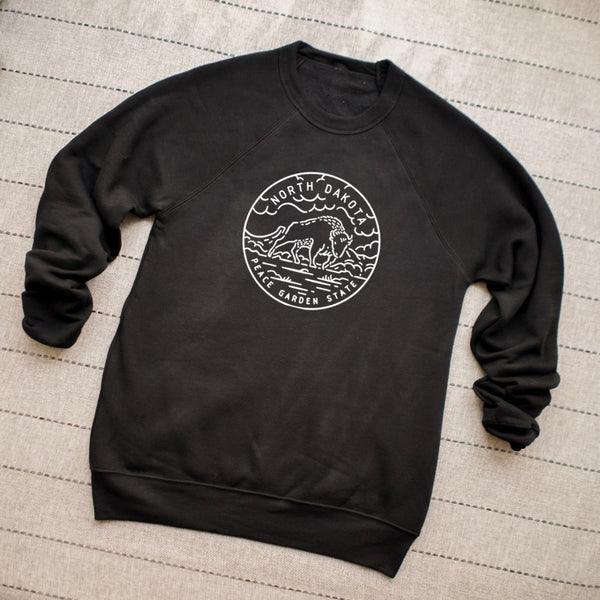 ND SEAL CREWNECK