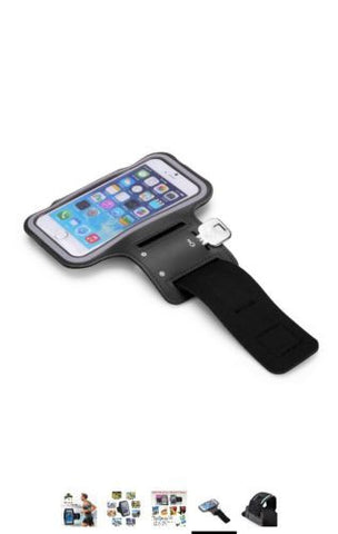Sporty Armband For iPhone 6 4.7 inch - MyTravelPaQ  - 1