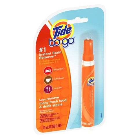 Tide To Go® Stain Remover Pen - MyTravelPaQ