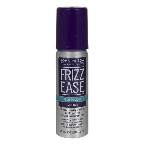 Frizz-Ease Curl Reviver Styling Mousse, 2 oz. - MyTravelPaQ