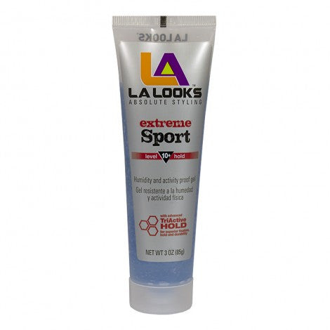 L.A. Looks Mega X-Treme Hold Gel, 3 oz. - MyTravelPaQ