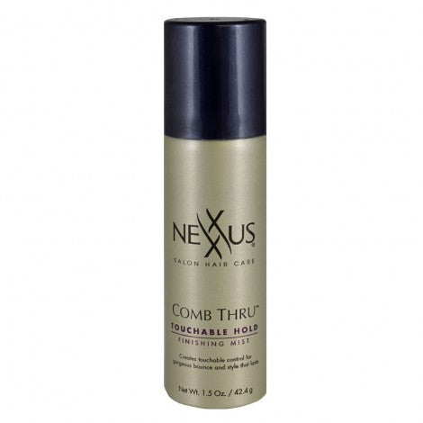 Nexxus Comb Thru Finishing Mist Hairspray, 1.5 oz. - MyTravelPaQ