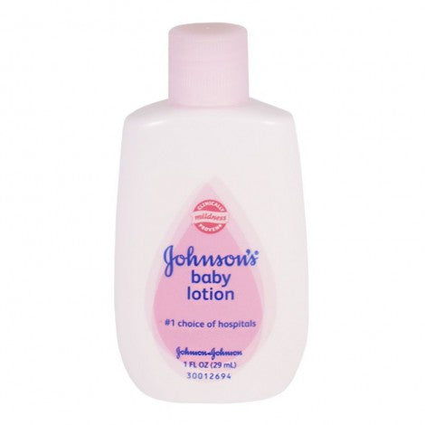 Johnson's Baby Lotion, 1 oz. - MyTravelPaQ