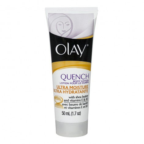 Olay Quench Ultra Moisture Body Lotion, 1.7 oz. - MyTravelPaQ