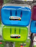 2PC Soap Case Holder Container Box for Bathroom - Assorted Colors