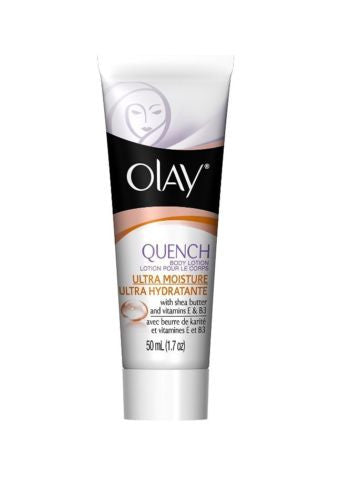 2 ct - Olay Quench Body Lotion Ultra Moisture 1.7oz