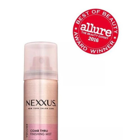 NEW Nexxus Comb Thru Volume Finishing Mist, Professional - Travel 1.5oz /42.4g
