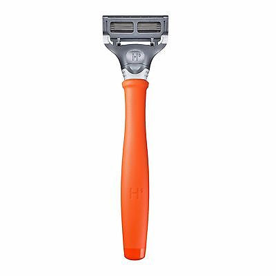 Harry's Men's Razor Handle - Bright Orange - MyTravelPaQ  - 1