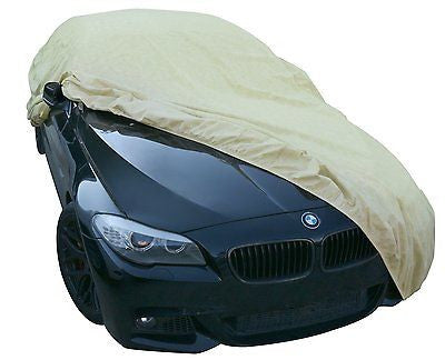 "Extreme Soft Guard 5 Layer Waterproof Car Cover (Cars up to 15'4""(185"") - MyTravelPaQ  - 1"
