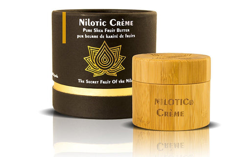 Nilotic CREME(Sunset Orange) - PETA Vegan - Chemical Free Anti Aging Face Cream