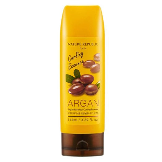 Argan Essential Curling Hair Essence - MyTravelPaQ
