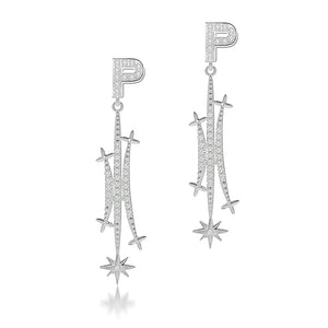 Eternal Star Earring - Winter - Build Your Own
