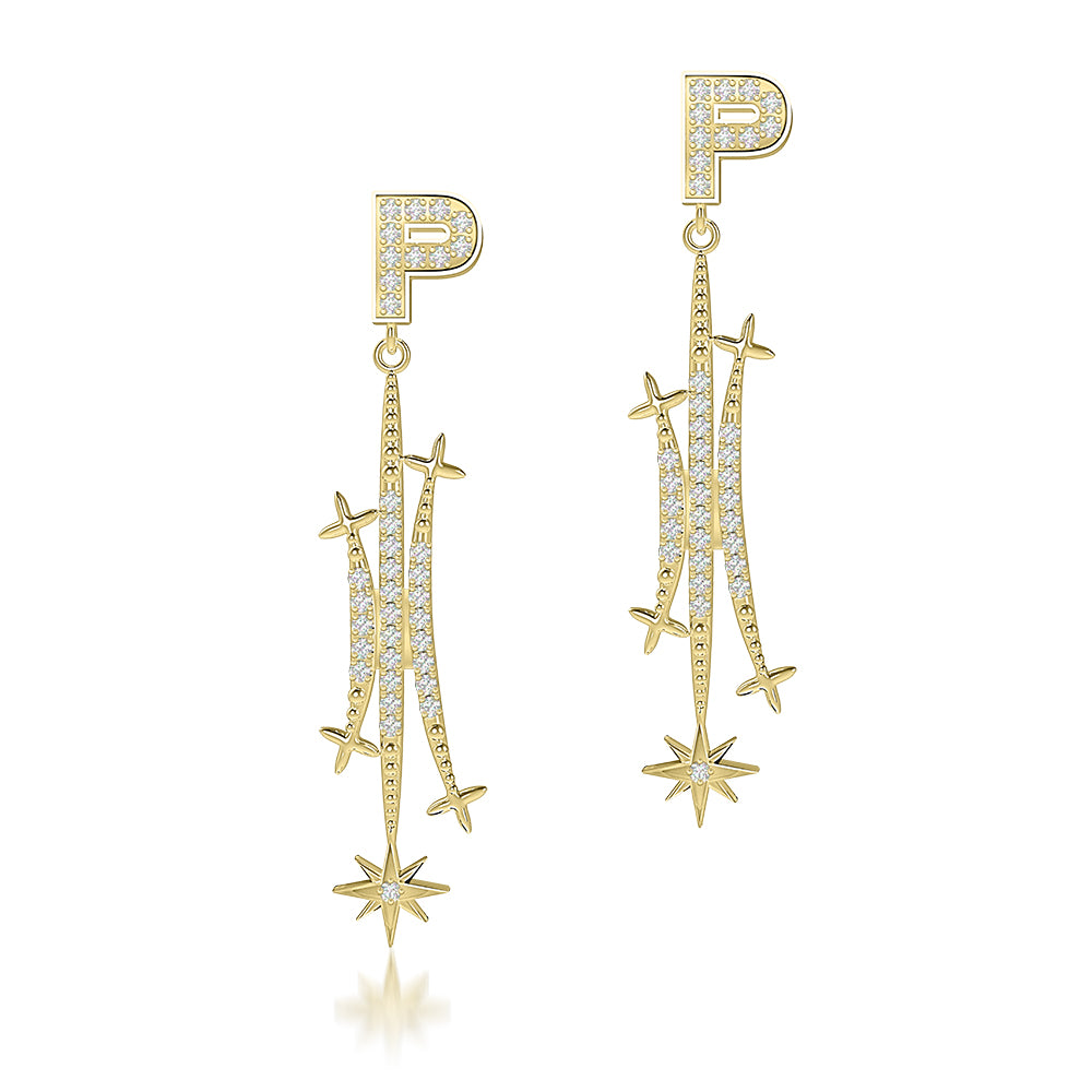 Eternal Star Earring
