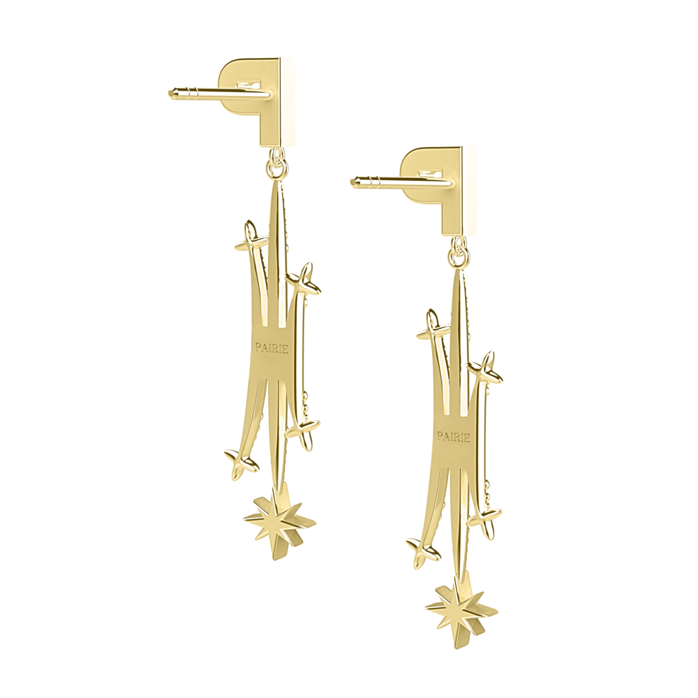 Eternal Star Earring - Spring