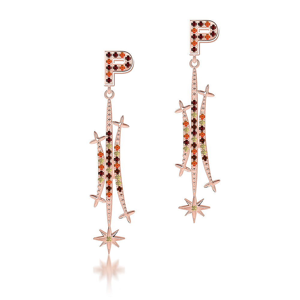 Eternal Star Earring - Fall