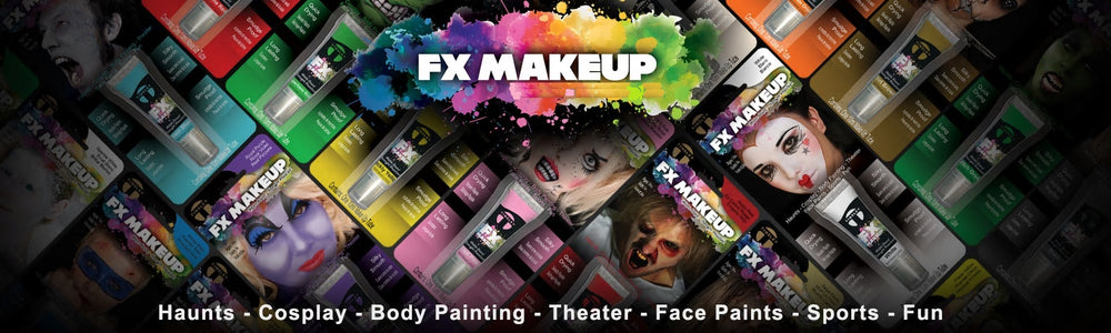 Special F/X Makeup - Wolfe, Mehron, Graftobian, Cheek