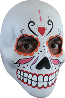 Day of the Dead: Catrina Deluxe Mask