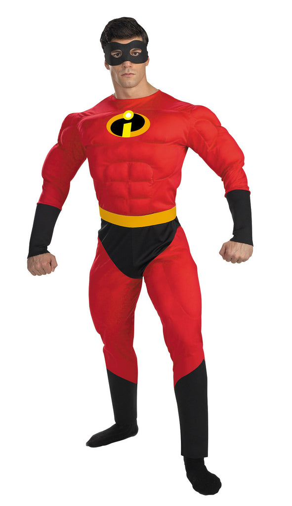 Mr Incredibles Muscle Costume