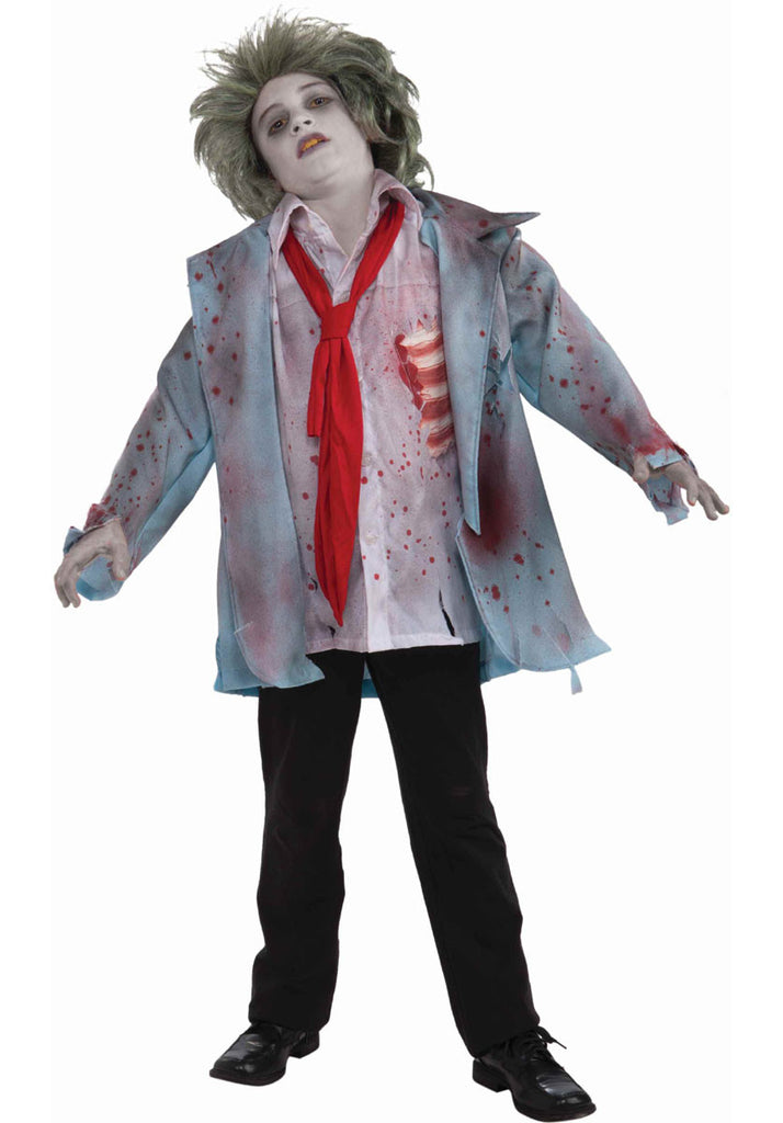 Children's Zombie Boy Costume