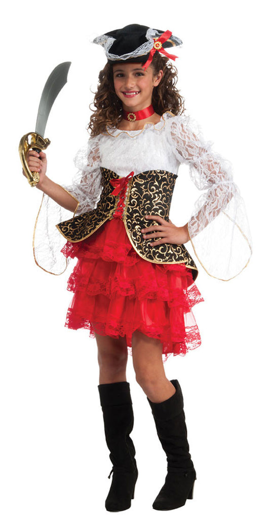 Kid's Pirate of the Seven Seas Costume
