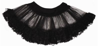 Plus Size Lace Petticoat