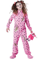 Children's Zombie Girl Costume