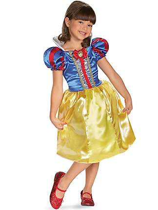 Kid's Disney Snow White Costume