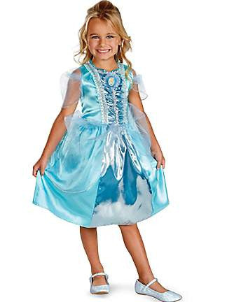 Kid's Disney Cinderella Costume