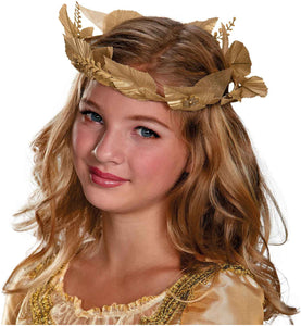 Aurora Coronation Leaf Headpiece