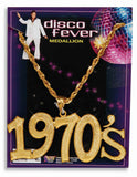 1970's Disco Necklace
