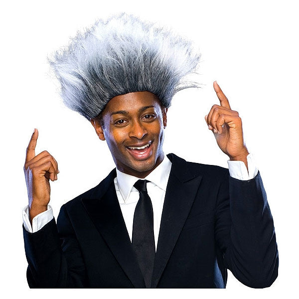 The Promoter Don King Wig