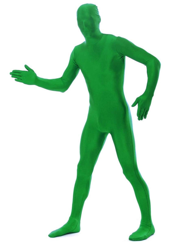 2nd Skin Green Suit