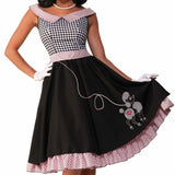 1950's Checkered Cutie Costume