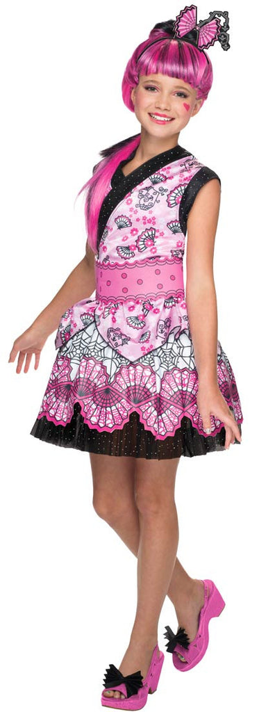 Children's Deluxe Draculaura Monster High Costume