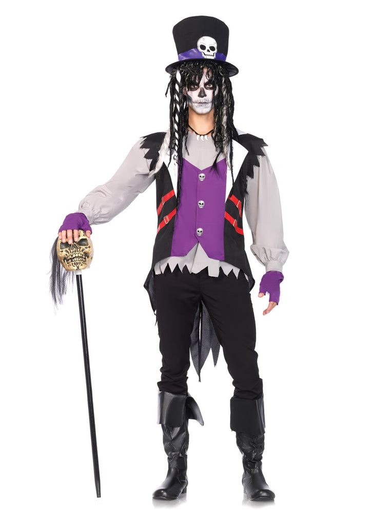 Voodoo Priest Costume