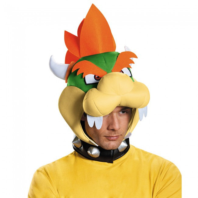 Adult Bowser Headpiece