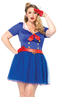 Ahoy There Honey Sailor Costume