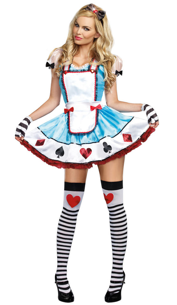Adult Beyond Wonderland Alice Costume