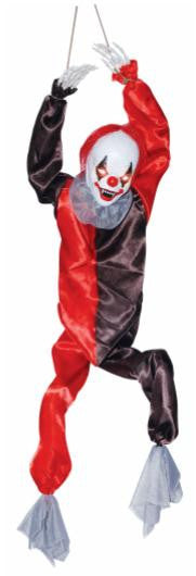 Animated Clown Prop