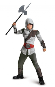 Children's Assassins Creed Hunter Muscle Costume