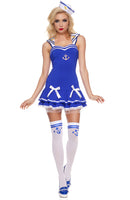 Sexy Captain's Mate Sailor Costume