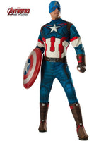 Adult Avengers 2 Captain America Costume