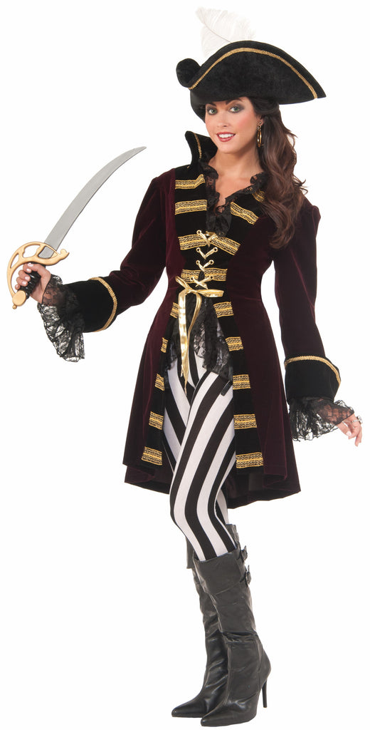 Adult Captain Morgana Pirate Costume