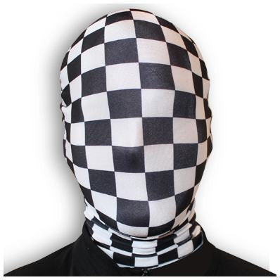 Checkered Morphsuit Mask