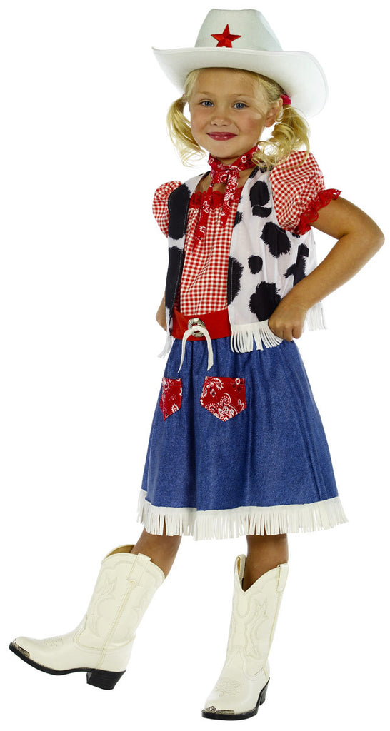 Children's Cowgirl Costume