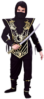Children's Ninja Lord Costume